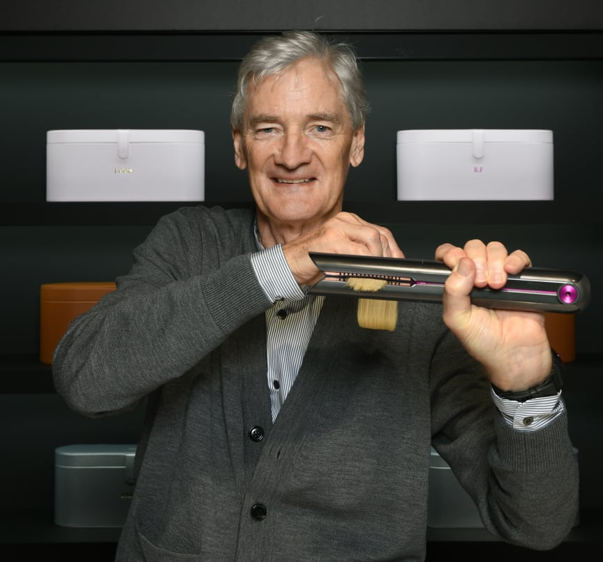 James Dyson Dyson Corrale Hair Tress Paris Demo Store_March 2020_01