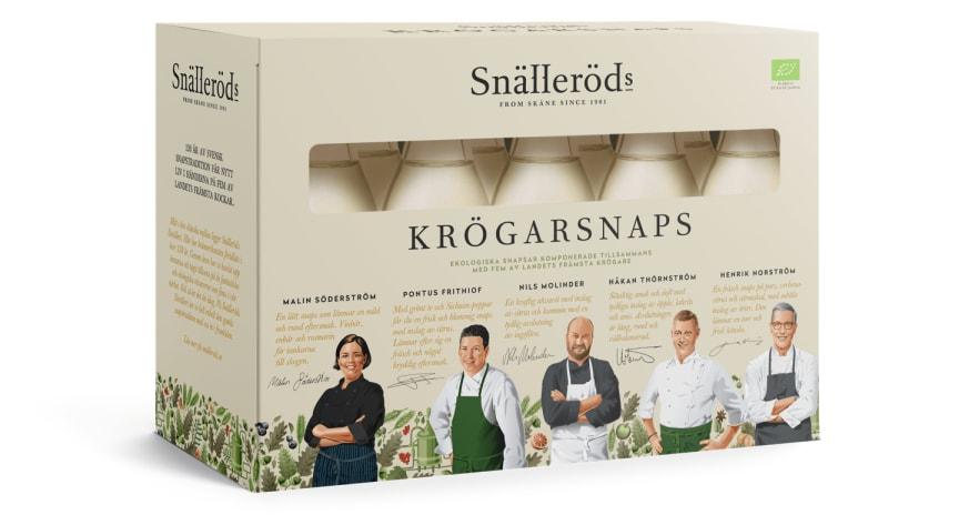 Snälleröds Krögarsnaps 10 pack