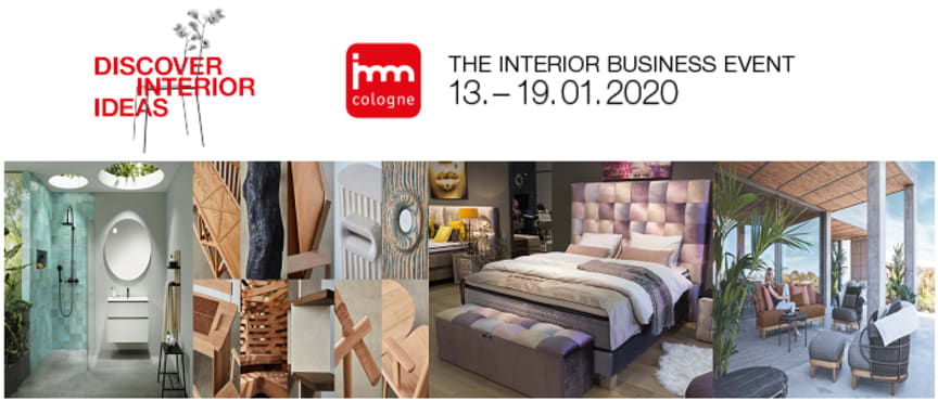 imm cologne - The Interior Business Event 2020