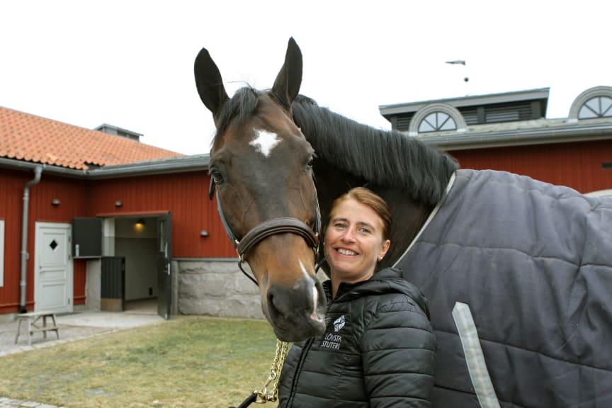 Tinne Vilhelmson-Silfvén - dressyr