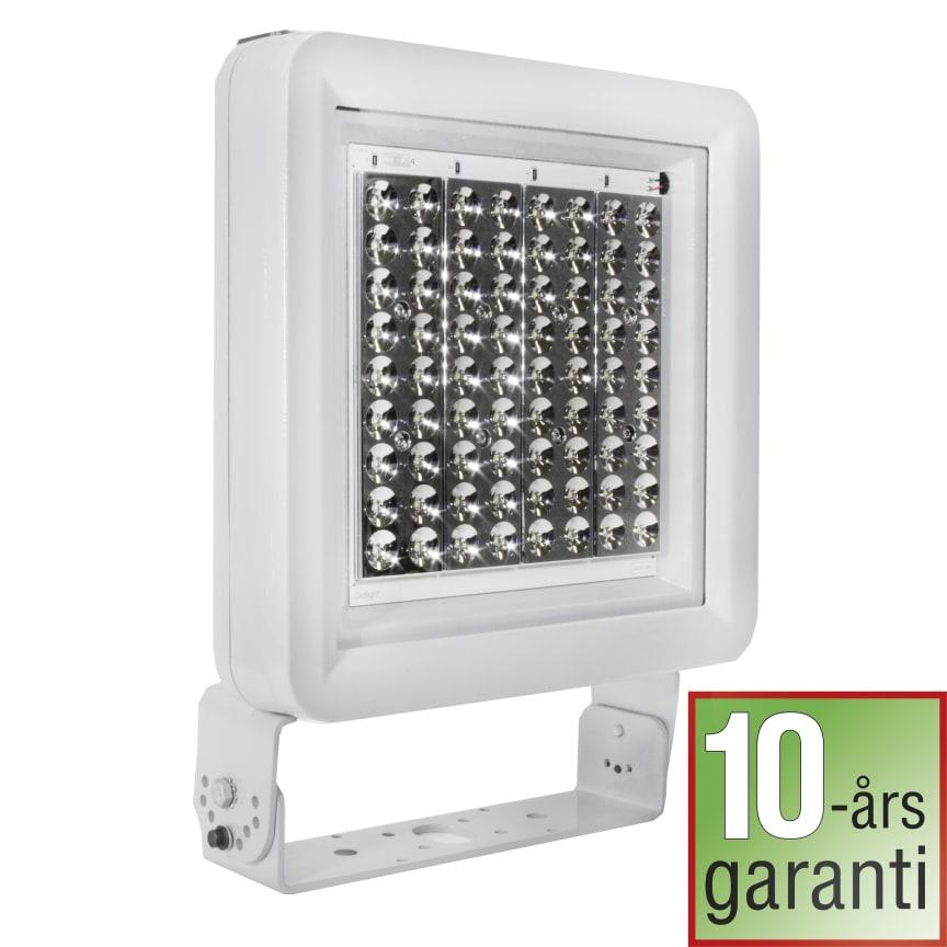 Ny industribelysning DuroSite® LED Floodlight med 10-års garanti!