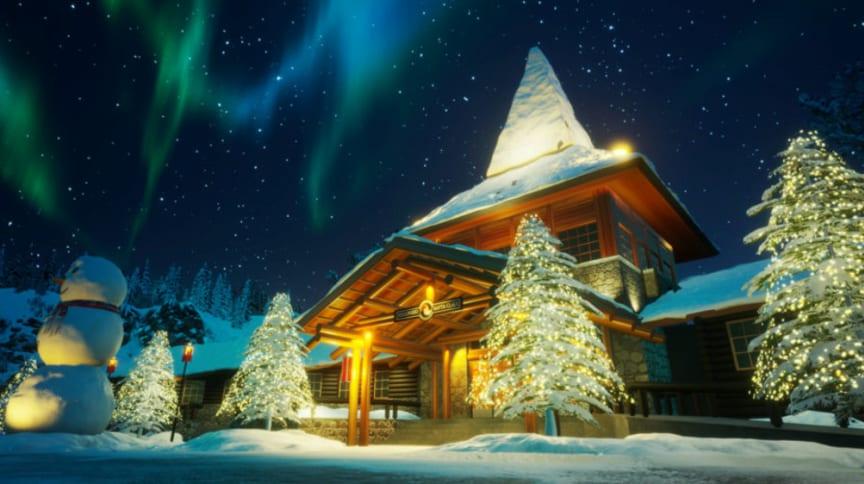 Want to meet Santa Claus?