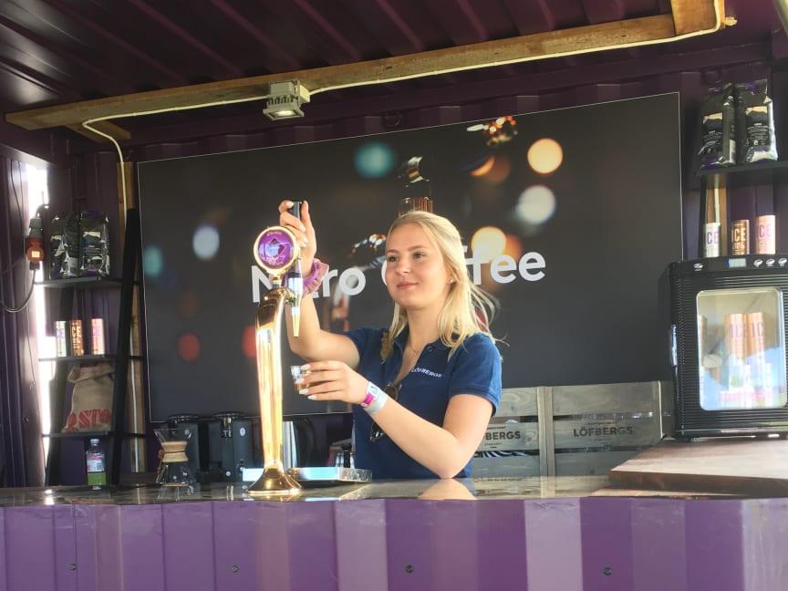 Löfbergs barista