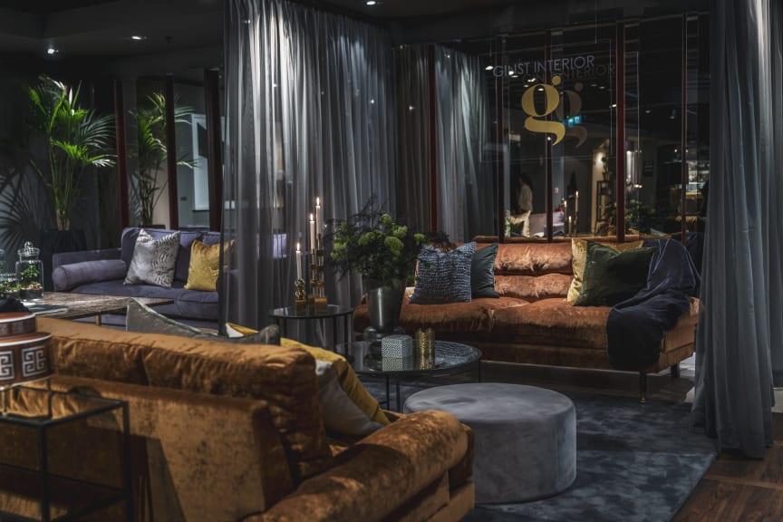 Lobby, Showroom, Ginst Interiör - Clarion Hotel Amaranten