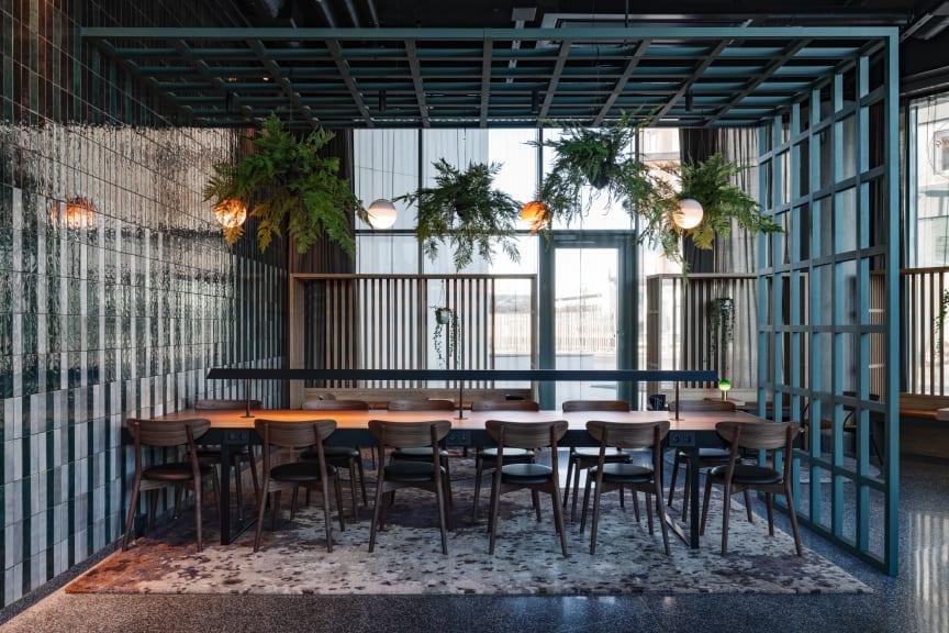 Comfort Hotel Lounge Area