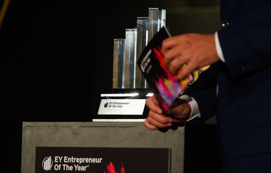 EY Entrepreneur Of The Year.