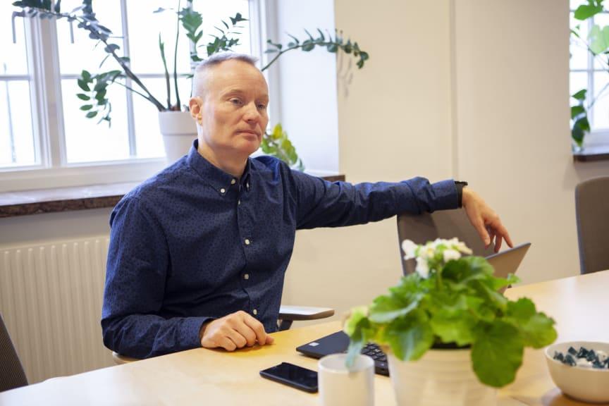 Mikael Pettersson, Informationssäkerhetskonsult på Secify