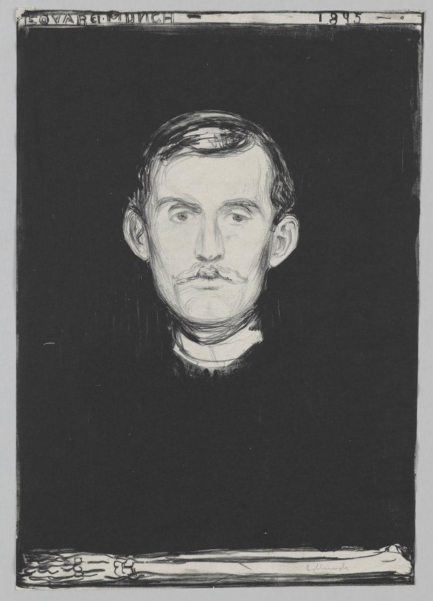 Self-Portrait, 1895