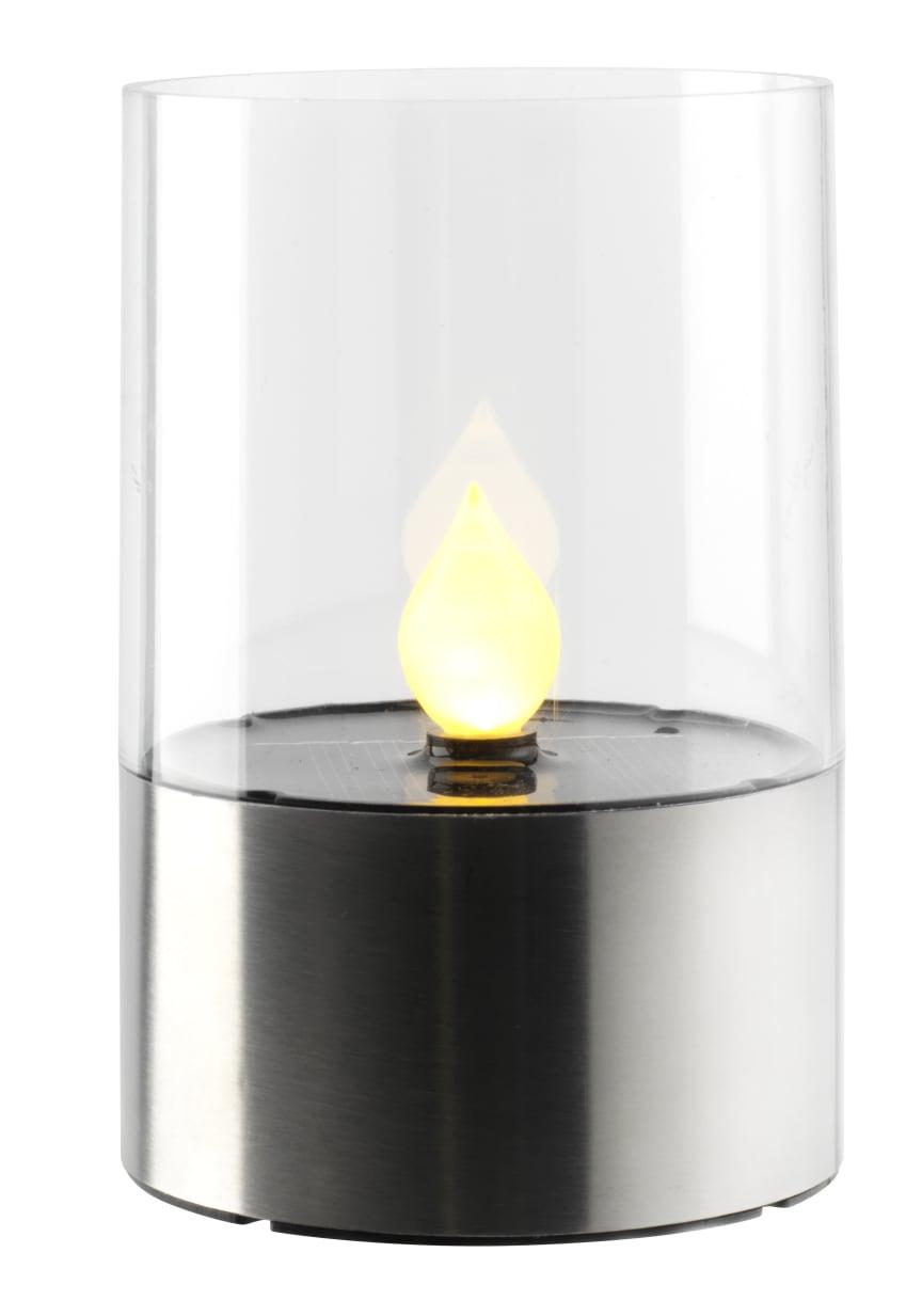 Solcellslampa TALLTITA Ø8xH11