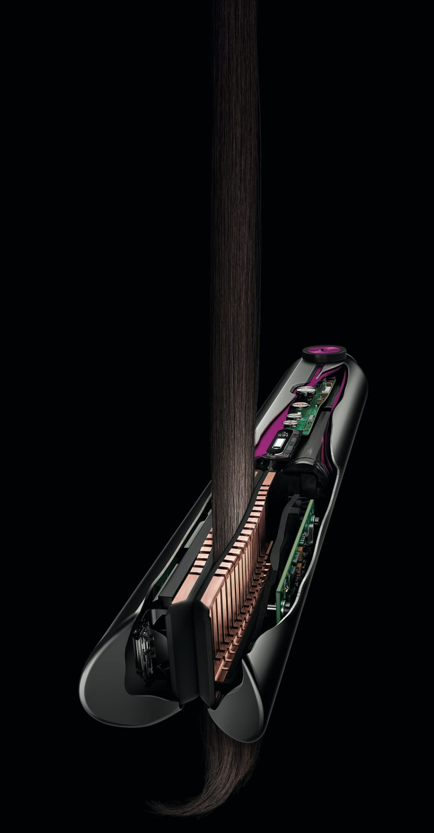 Dyson Corrale Cutaway with Tress