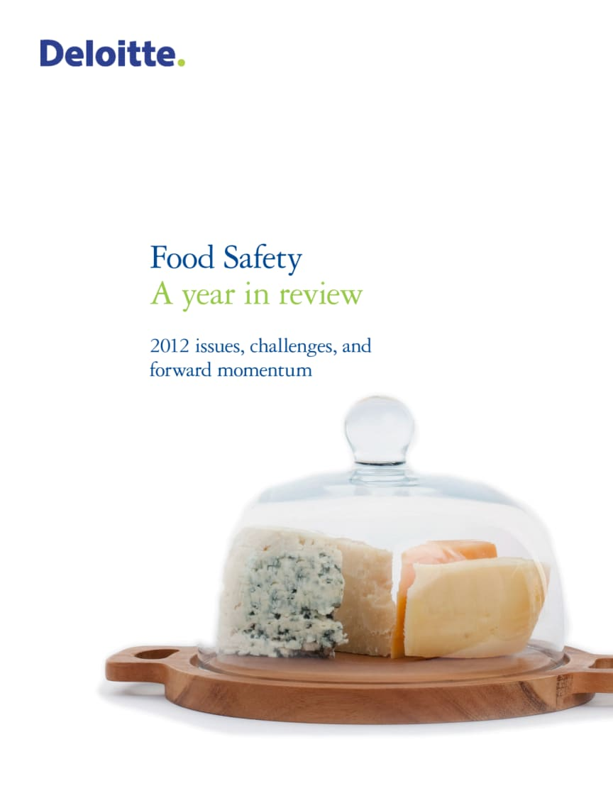 Food Safety - A year in review