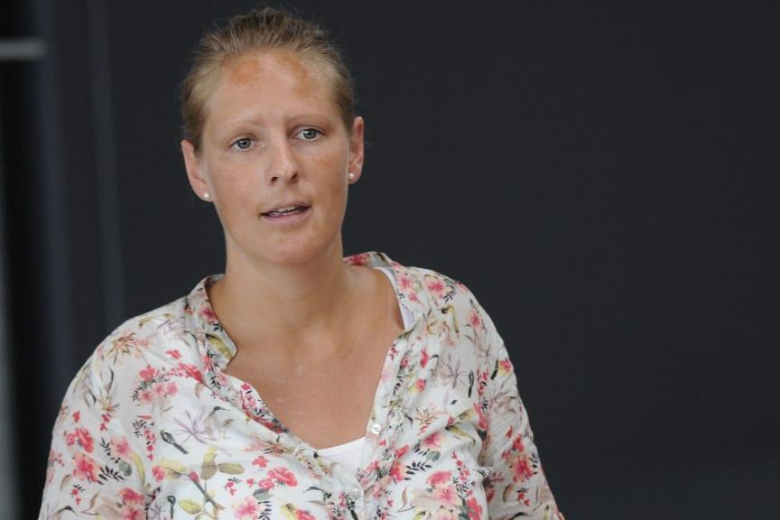 Sara Andersson Rally Öresund