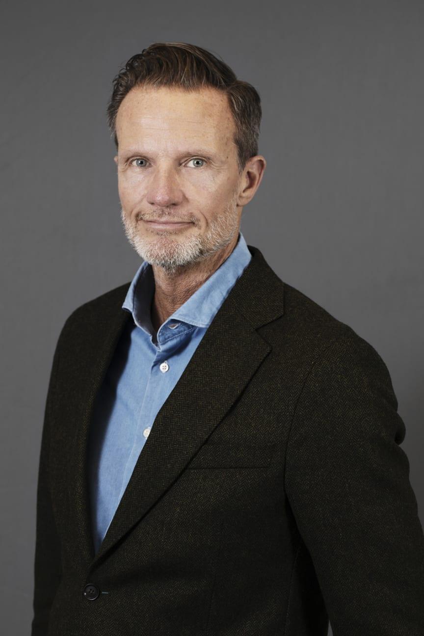 Jonas Elmgren, Nordic Vice President Ingram Micro