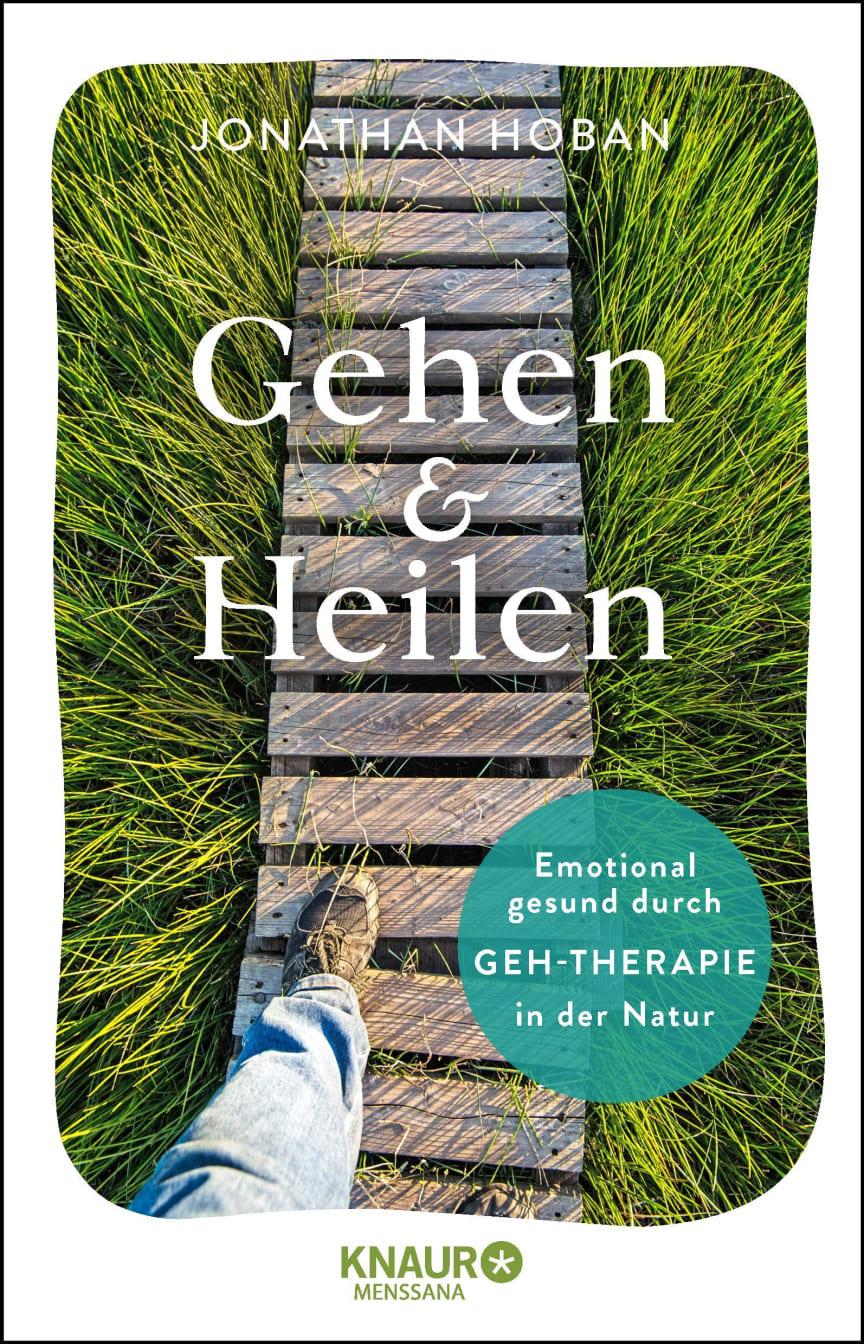 Buchcover Gehen&Heilen