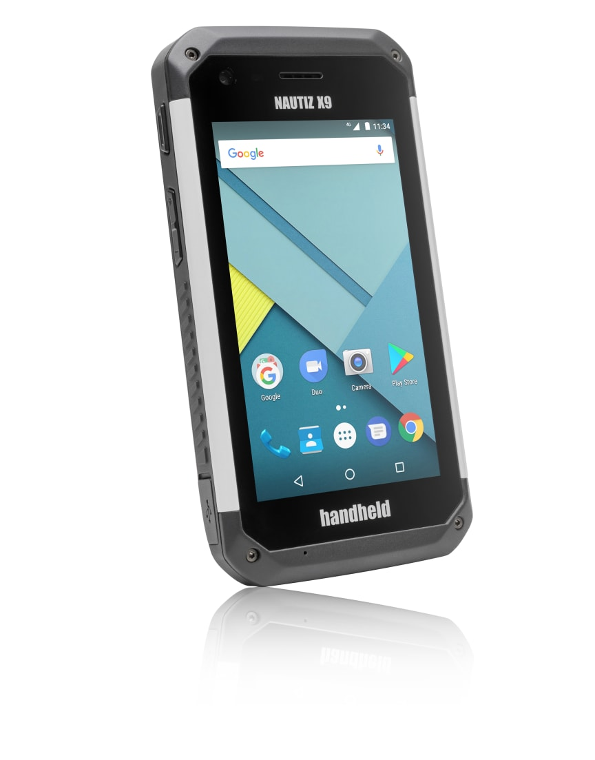 Nautiz X9 Outdoor Rugged Android Pda