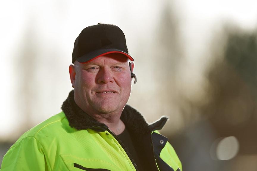Per Jägrell - Hagströmska gymnasiet i Falun