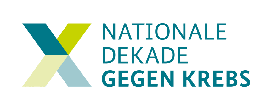 Logo der Nationale Dekade gegen Krebs