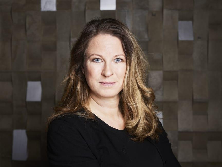 Helena Karlberg, ordförande Intressentföreningen för SVID