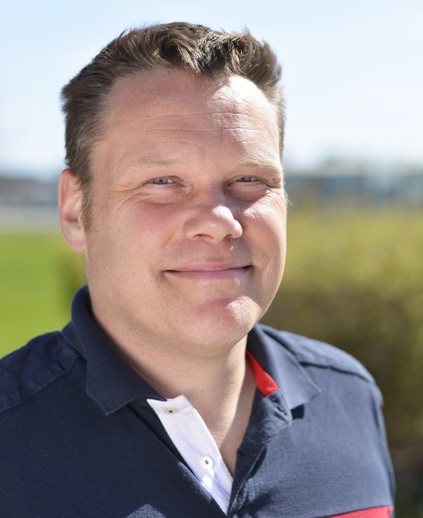 Karl Nilsson, vd Radonova