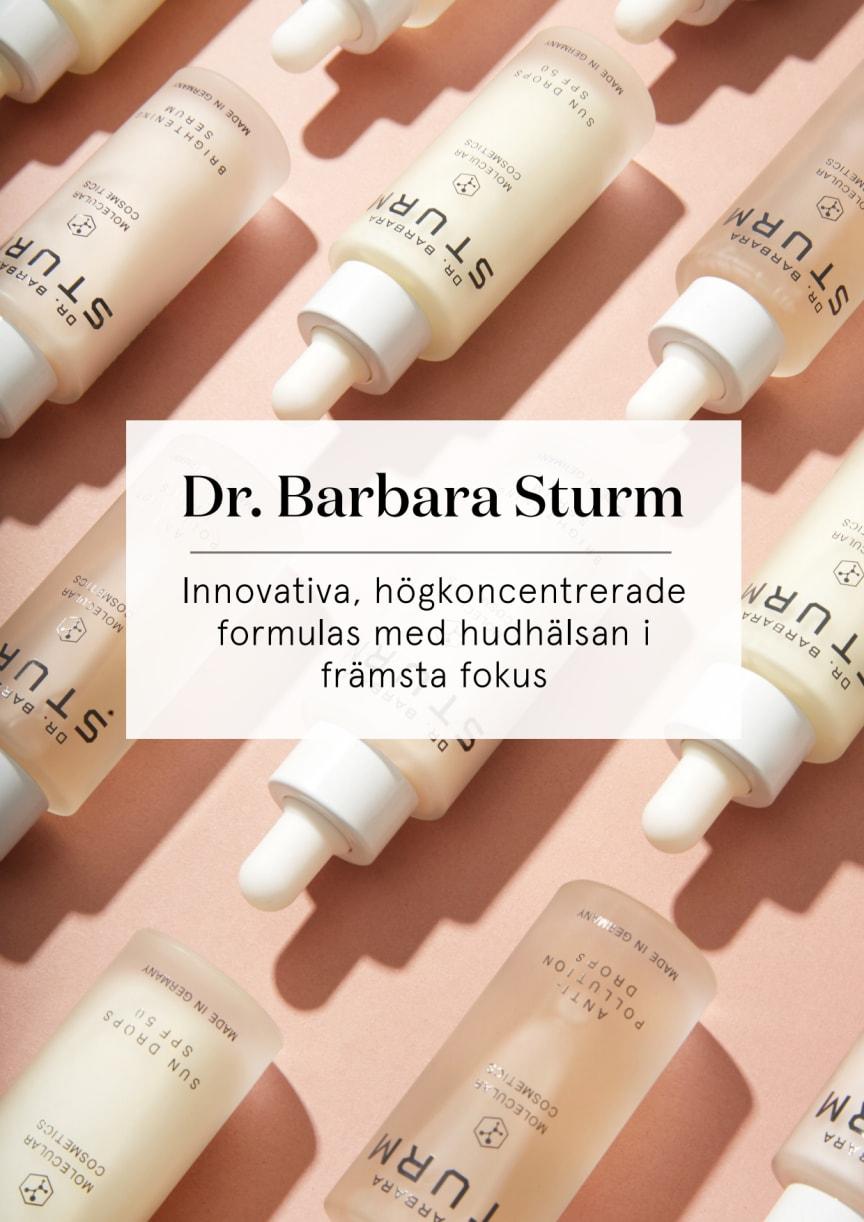 Pressrelease Dr. Barbara Sturm