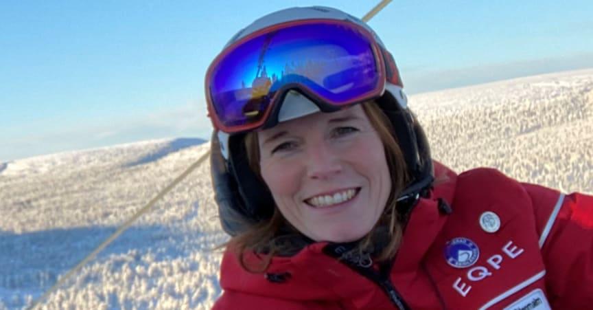 Marie Stenmalm Skidskolechef SkiStar Sälen