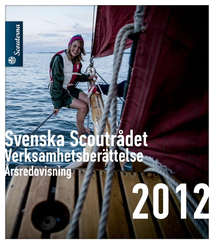 Svenska Scoutrådet Verksamhetsberättelse Årsredovisning 2012