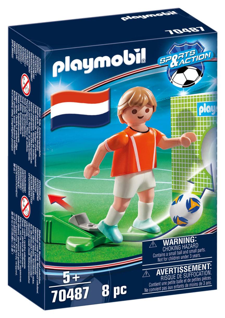 Nationalspieler Niederlande (70487) von PLAYMOBIL