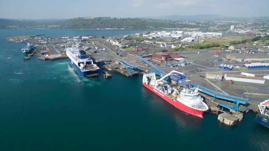 Port of Larne 8