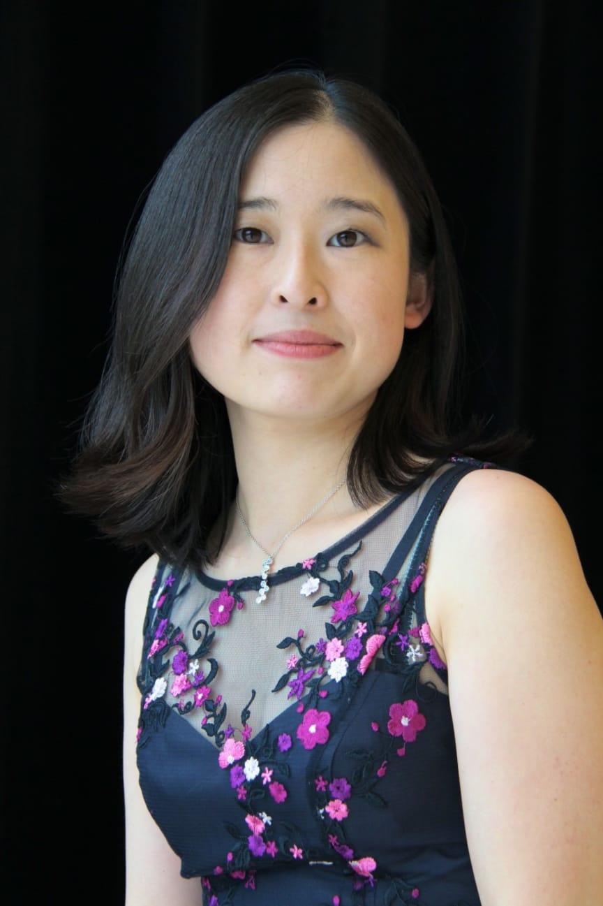 Pianisten Asuka Nakamura