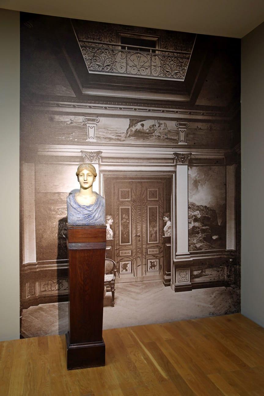 KLINGER 2020: Ausgestaltung der Villa Albers Berlin (Max Klinger)