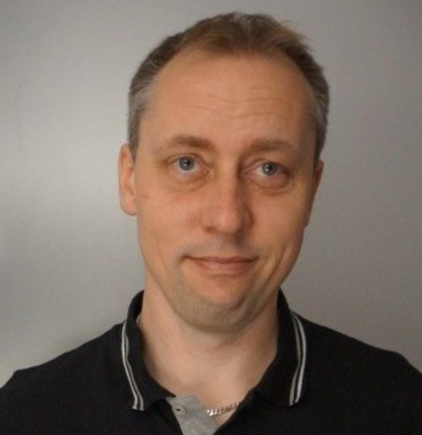 Johan Hultgren, CTO Measure & Change