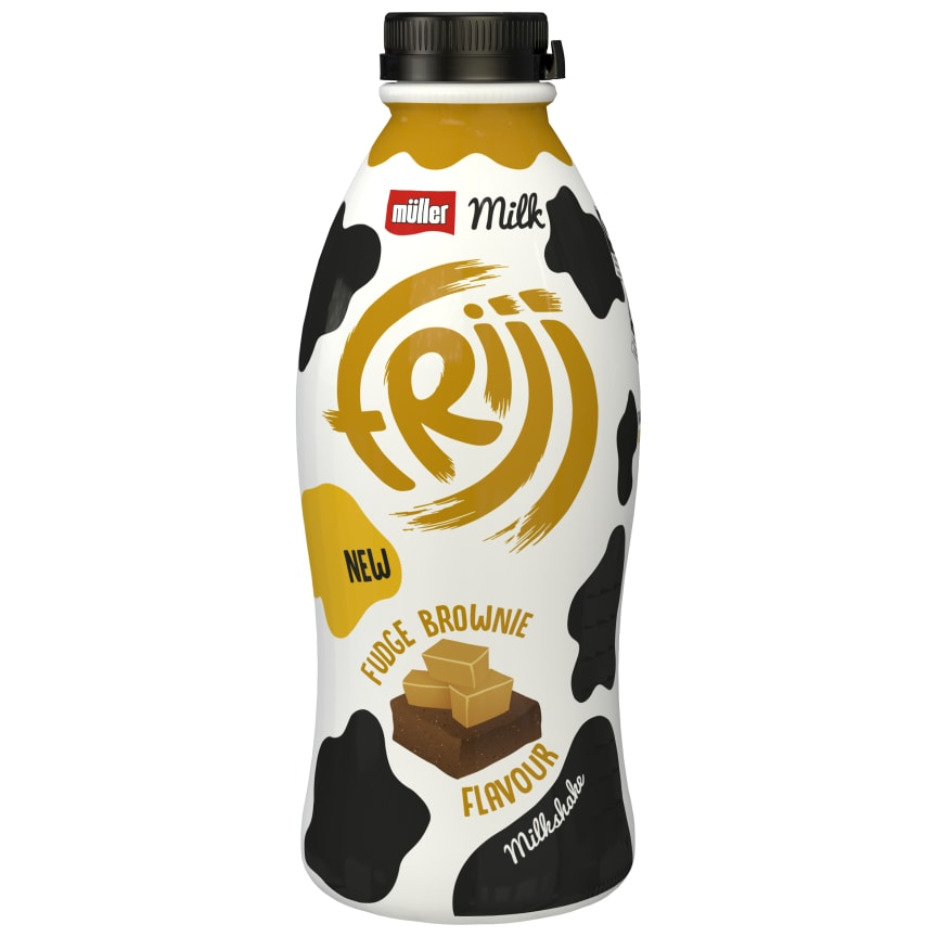 FRijj 900ml Fudge Brownie