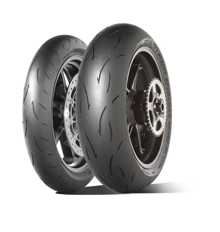 Dunlop D212 GP Pro pack Shot