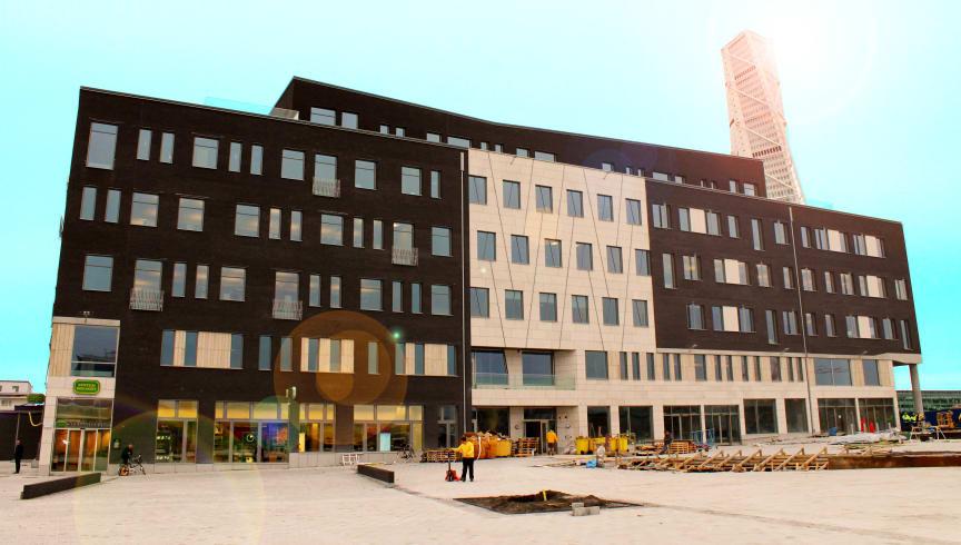 Diligentias Masttorget 6, Masthusen, Västra Hamnen, Malmö