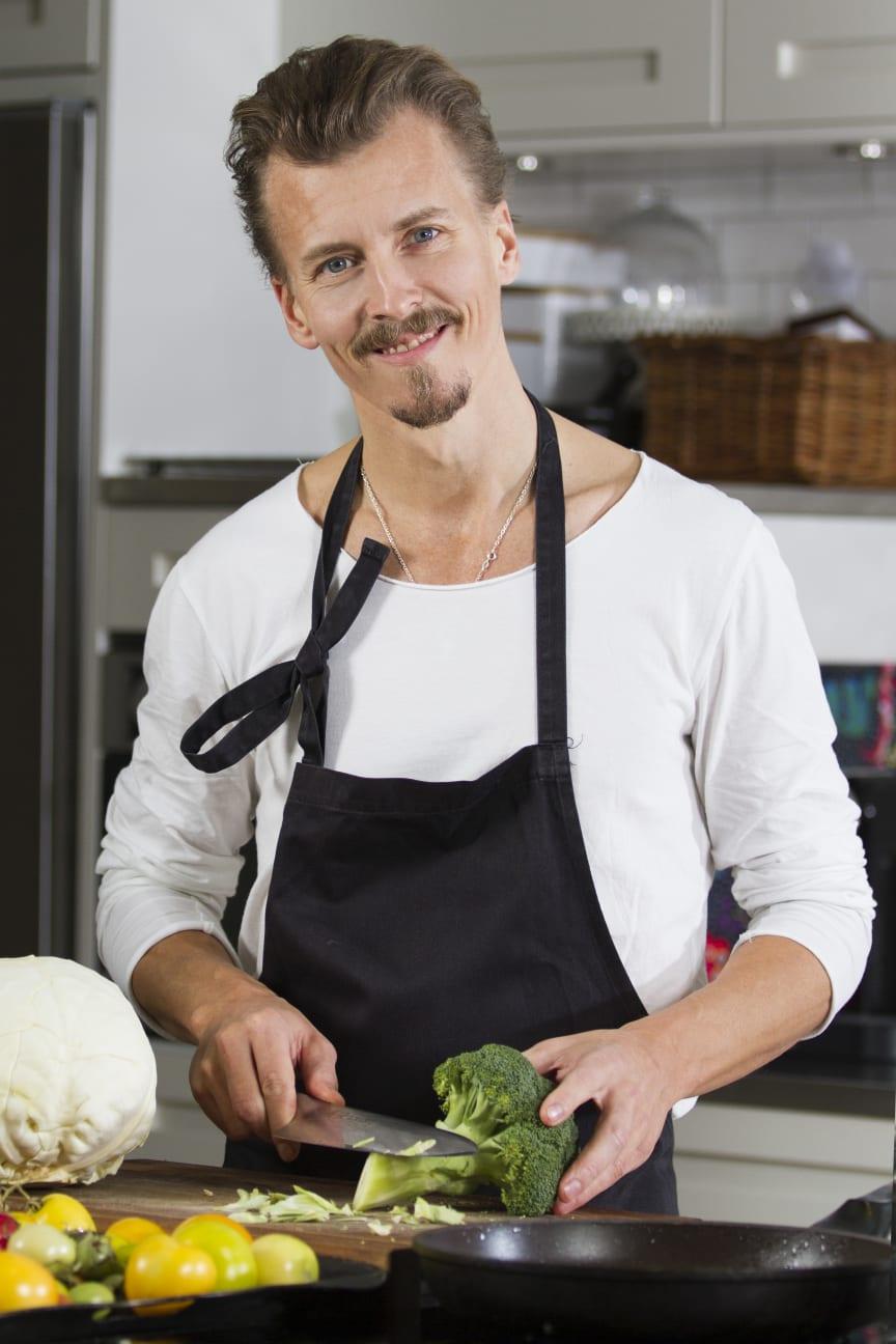 Paul Svensson, TV-kock och krögare