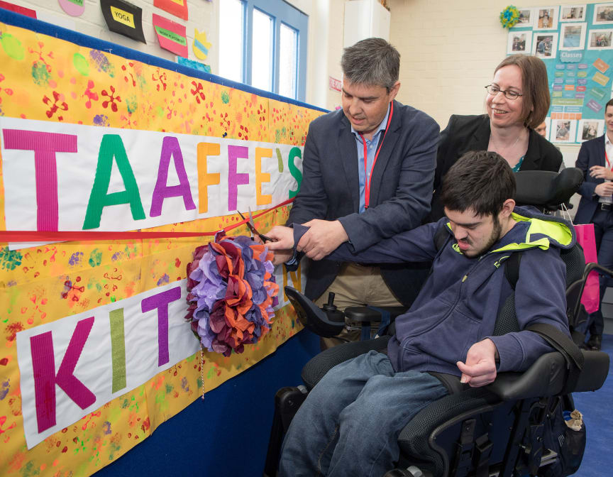 Empowers Visually Impaired Students