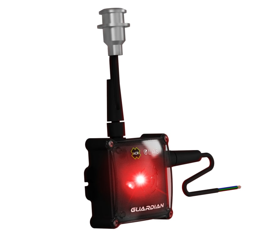Hi-res image - ACR Electronics - ACR OLAS Guardian is a new wireless engine kill switch and man overboard alarm system