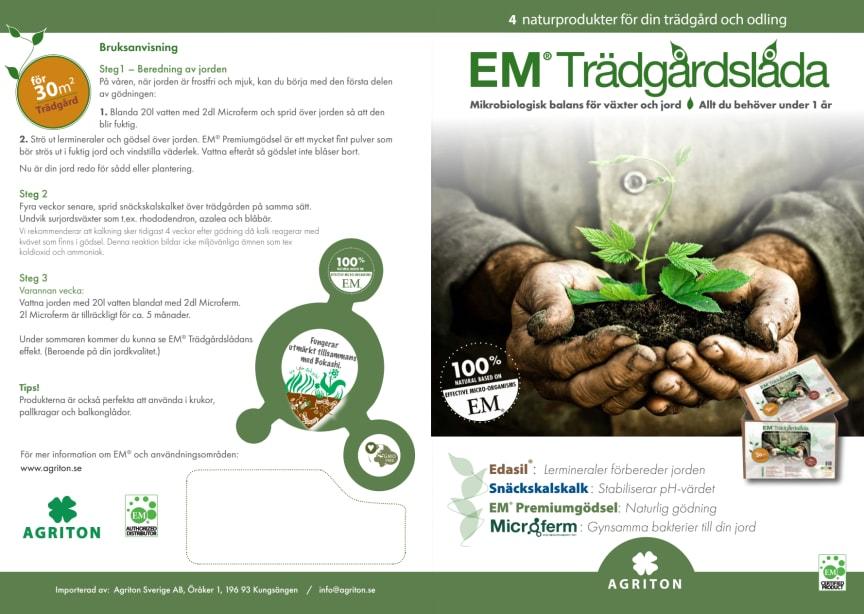 Broschyr - EM® Trädgårdslådan