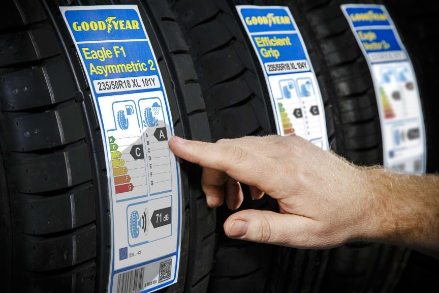 Tire dealer points out EU Tire Label