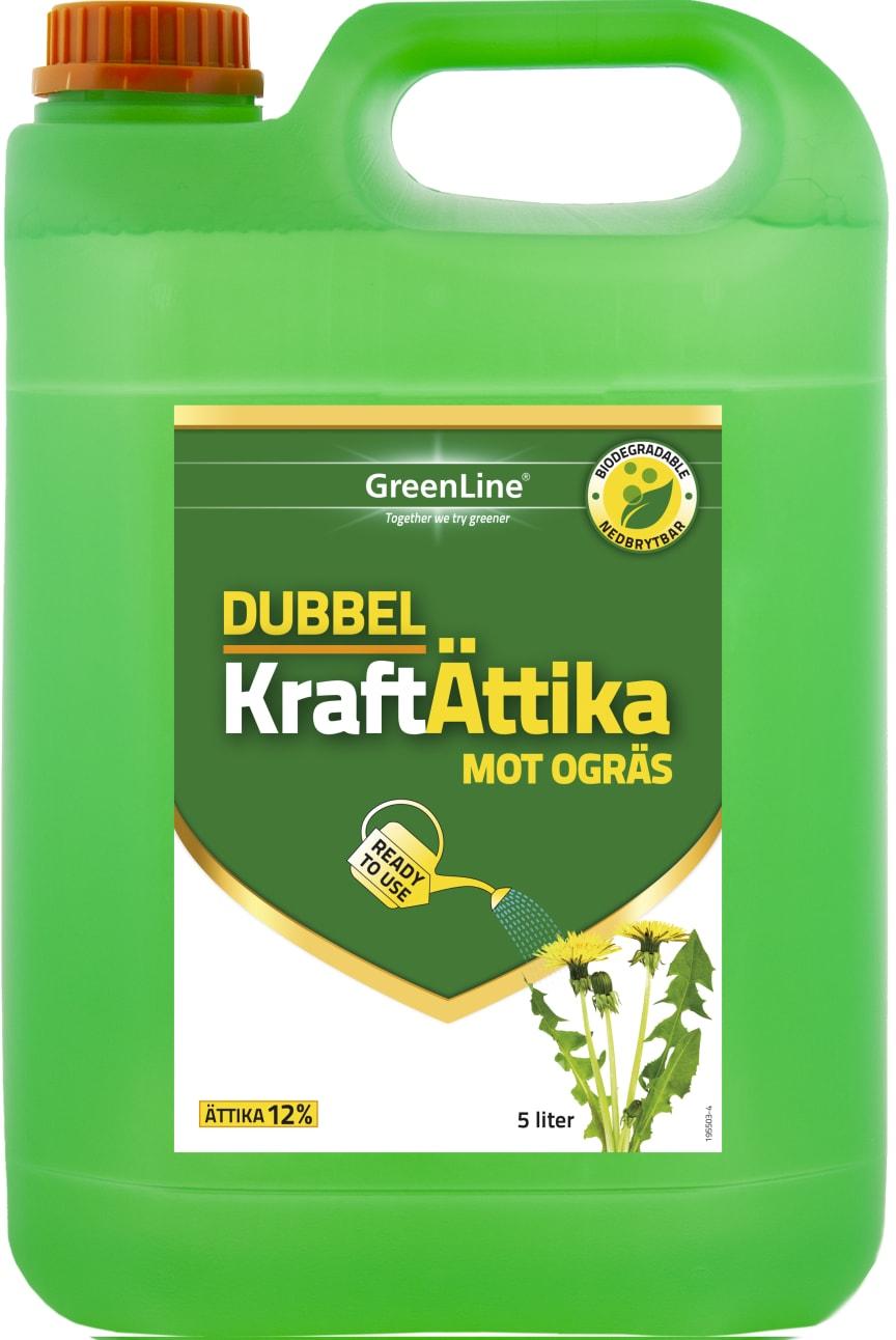 Dubbel Kraft Ättika 5 l