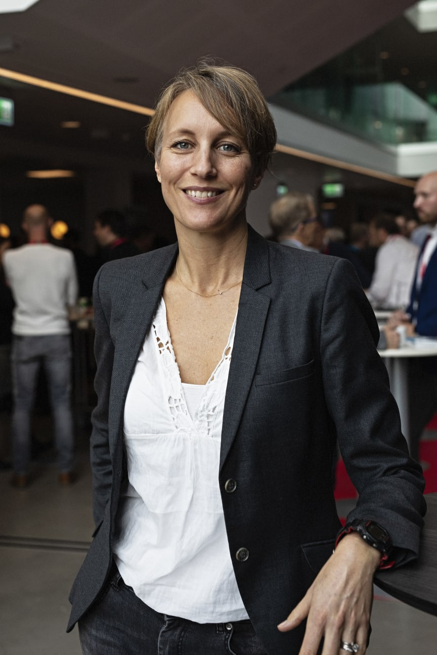 Ulrica Phillips, Product Manager för MyPack Home & SameDay på PostNord