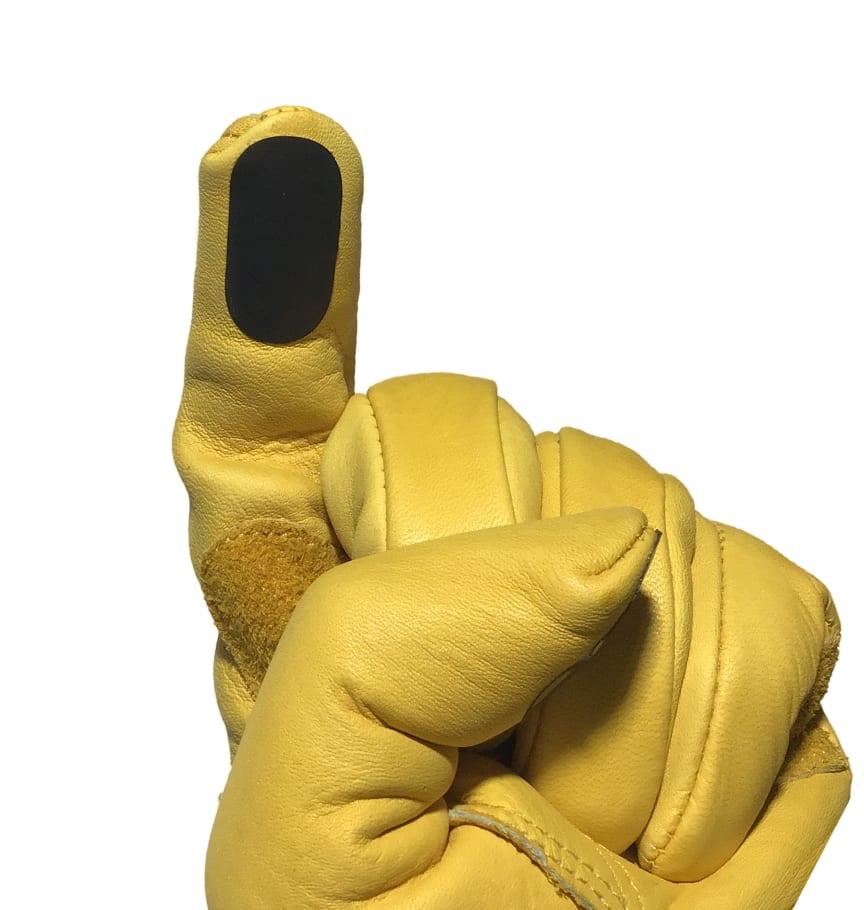 Touchlapper til vantene, Deerskin Work Glove