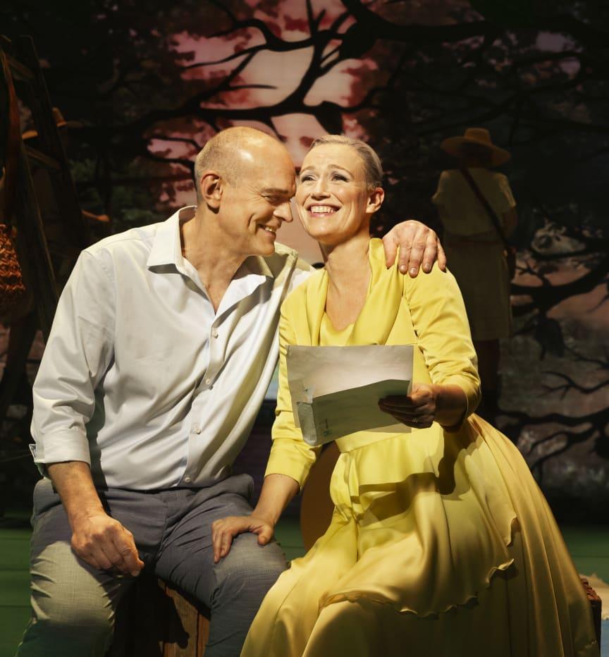 Niels Olsen og Xenia Lach Nielsen - fotograf Miklos Szabo