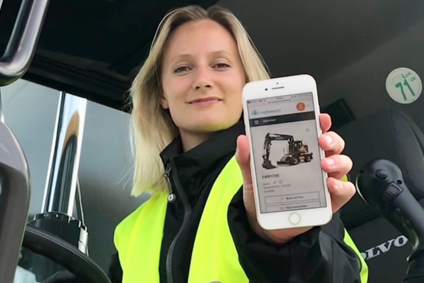 Lovisa Paulsson - projektledare mySwecon