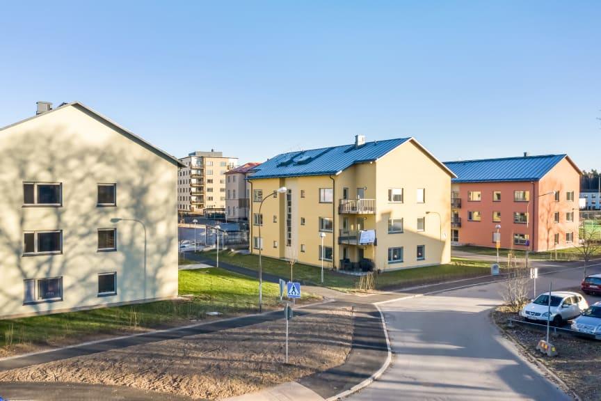 Brf Skolmästaren, Riksbyggen, Eskilstuna