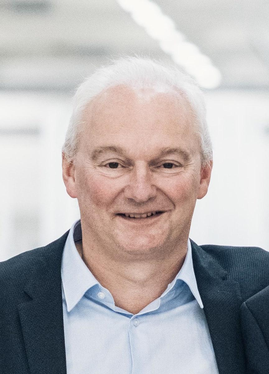 Tore Rasmussen, Koncernchef i NorDan Gruppen AS
