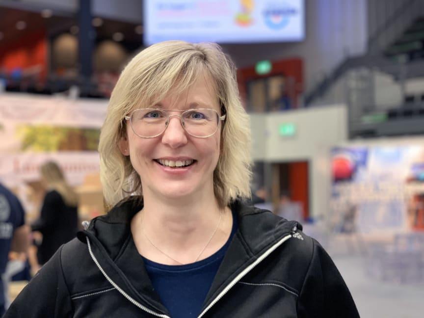 Monica Pettersson, projektledare Nolia Karriär.