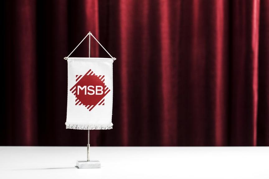 MSB-flagga
