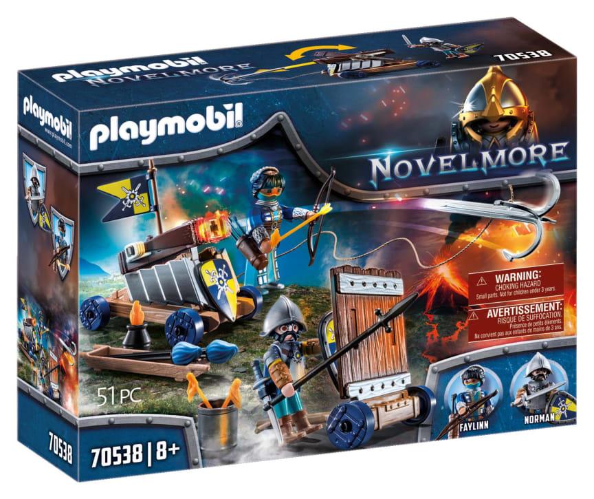 70538 Novelmore Angriffstrupp von PLAYMOBIL