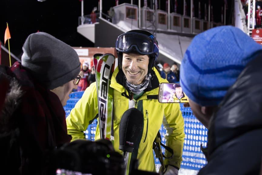 Åre VM_Ingemar Stenmark_190212_SkiStar Invitational
